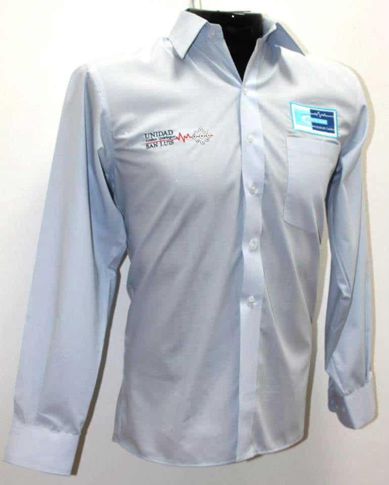 54c4e9a52279 Camisa de dotación institucional oxford - Artenda Colombia